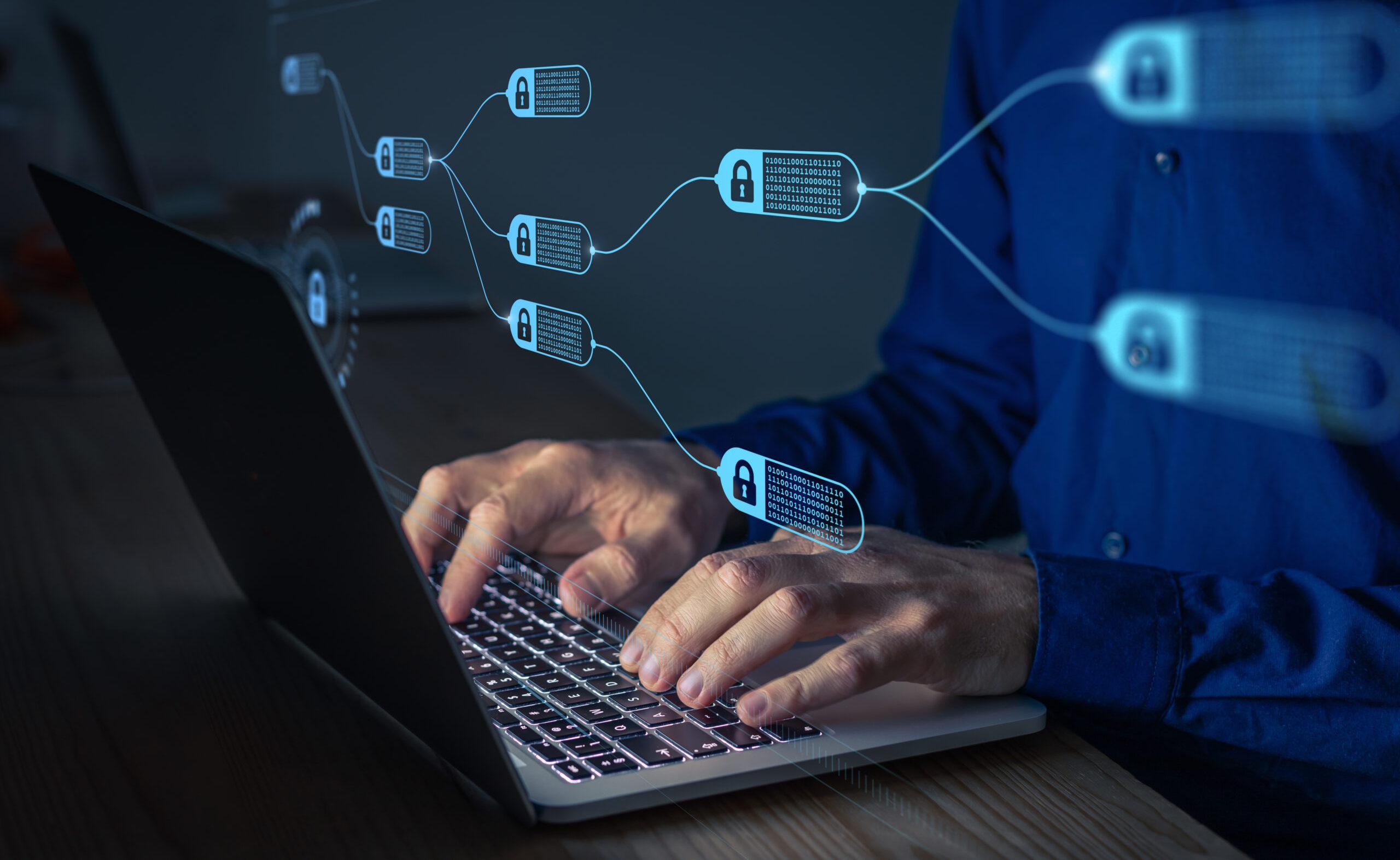 Tecnología blockchain para la industria