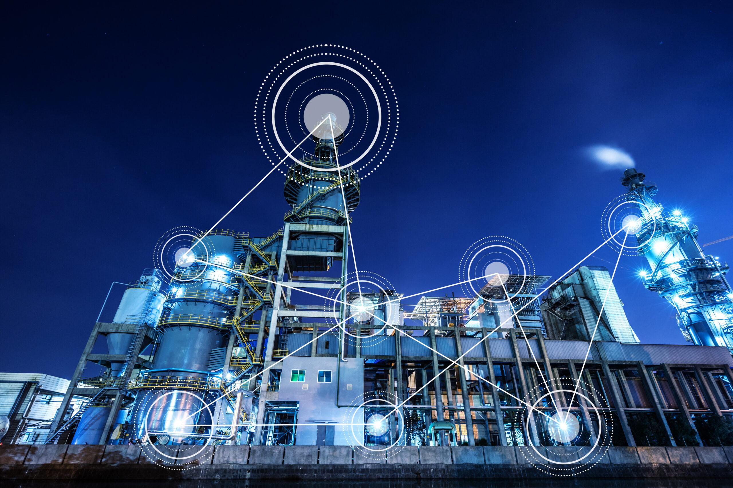 fases para una fábrica digital