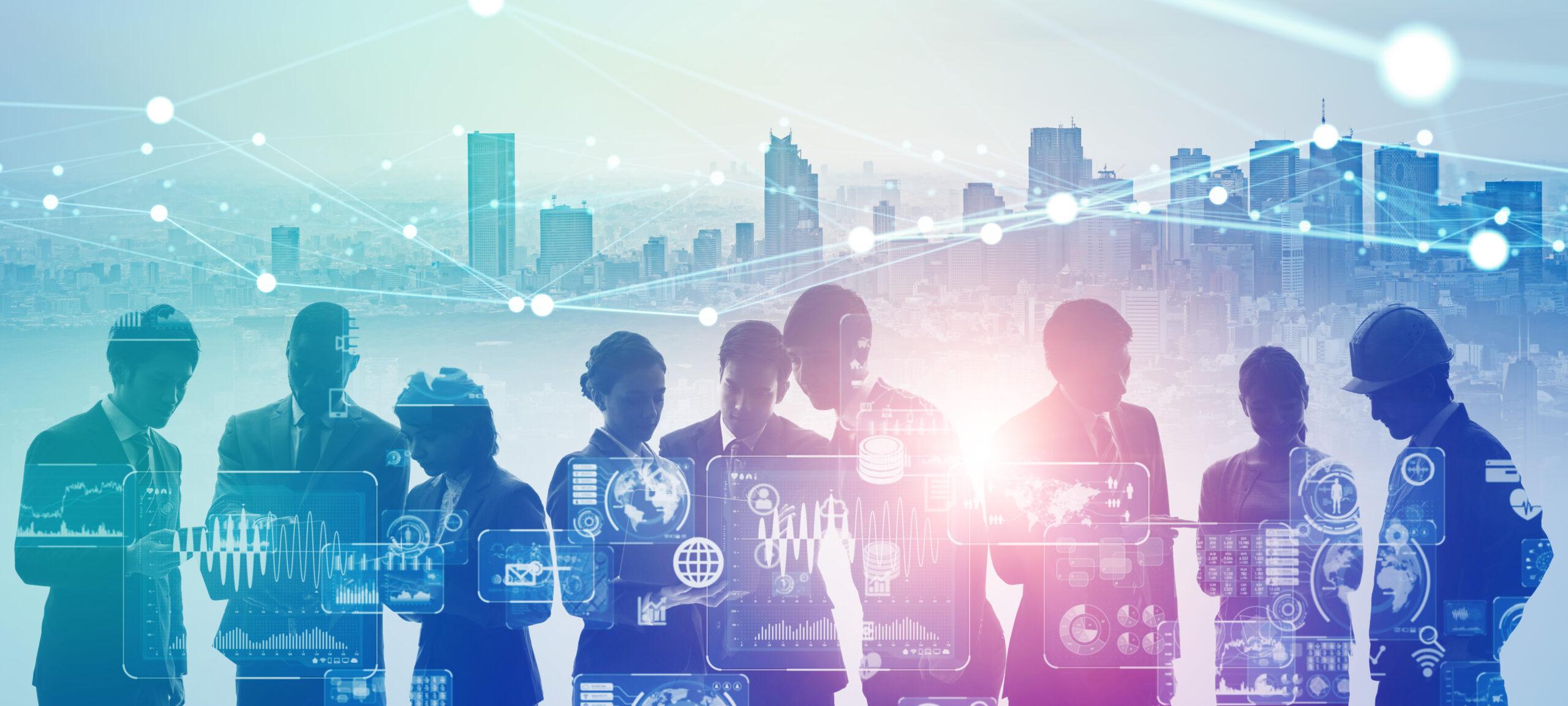 Nuestras tecnologías: IoT, Blockchain, Big Data e IA