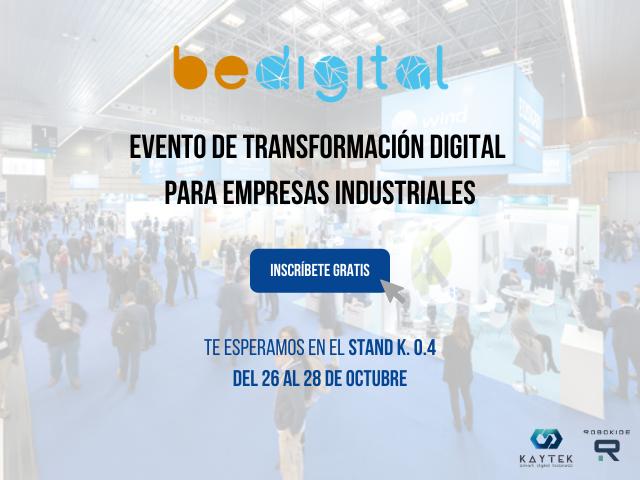 Be Digital Bilbao